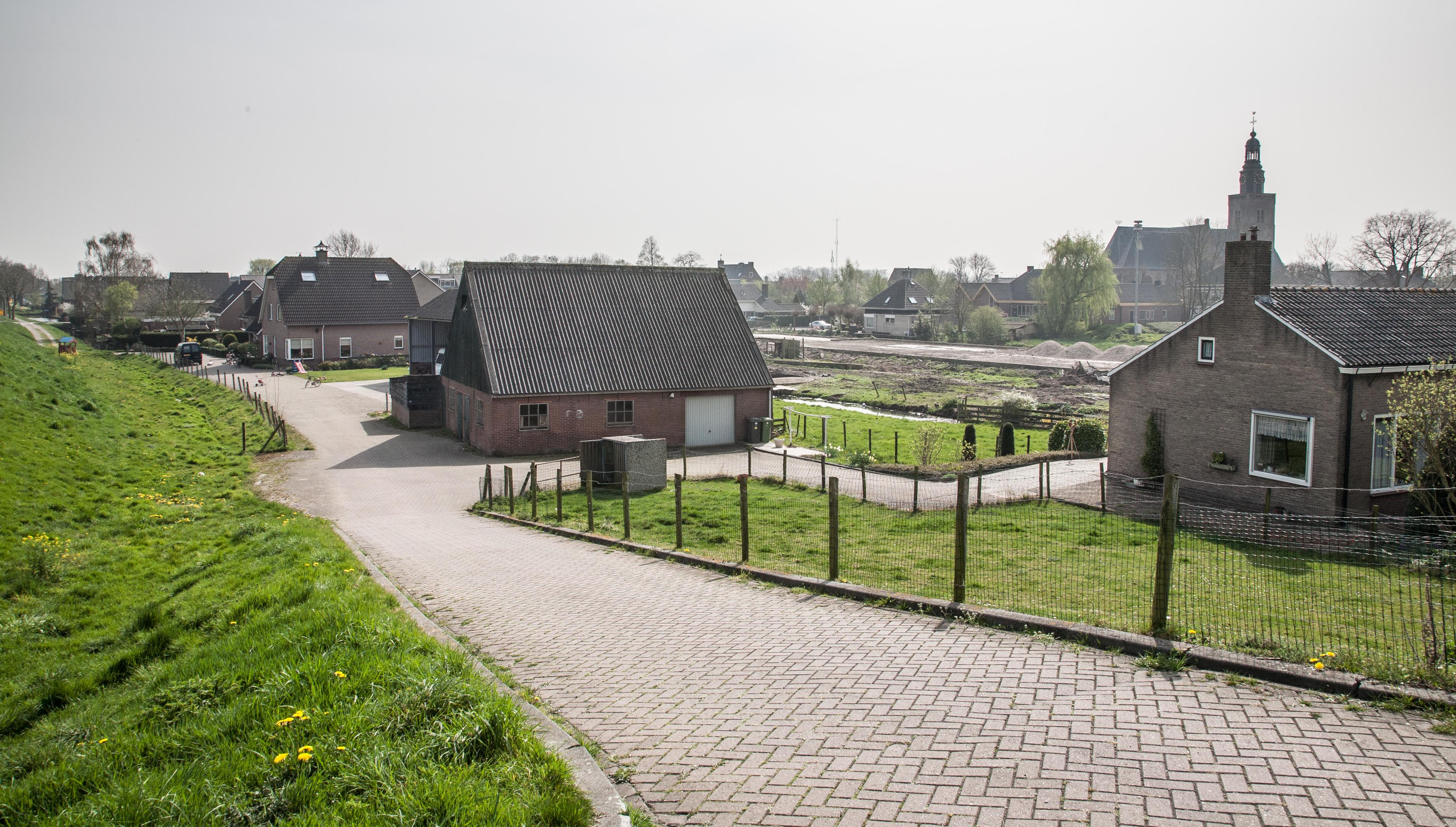Dorpsrand, Streefkerk