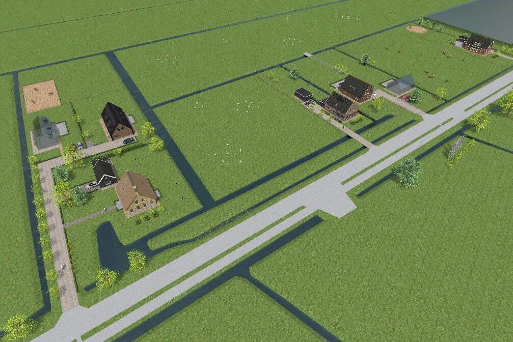Hendrik-Ido-Ambacht Buitenrijk 3342 kavels