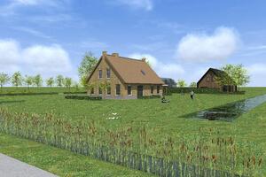 Kavel Hendrik-Ido-Ambacht Buitenrijk 3342